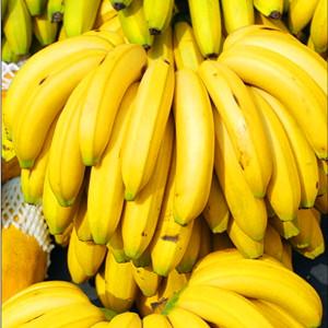 进口香蕉4把/箱(约15kg/箱)