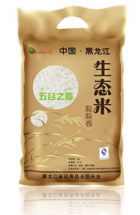 生机绿源生态米