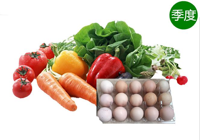 3口之家新万博投注鸡蛋季度套餐