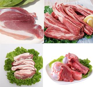 万博体育app登录散养黑猪肉6斤装套包