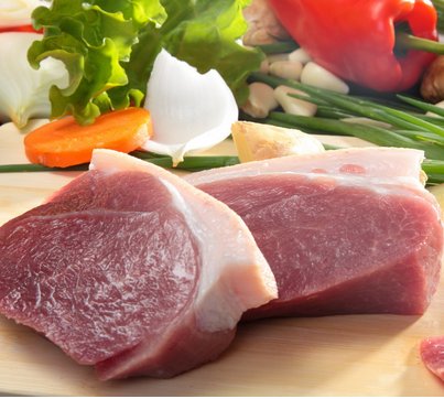 万博体育app登录散养黑猪肉(后肩)