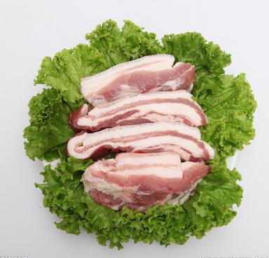 万博体育app登录散养黑猪肉(带皮五花肉)