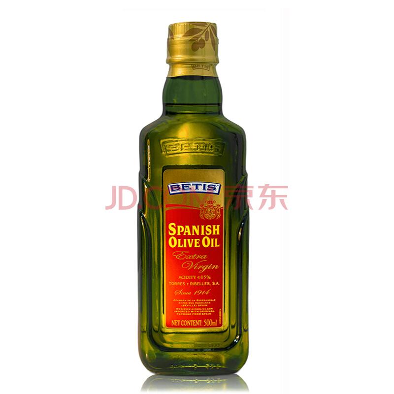 贝蒂斯500ML特级初榨橄榄油