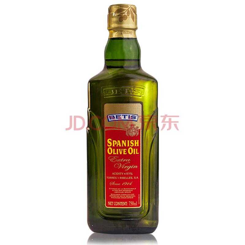 贝蒂斯750ML特级初榨橄榄油